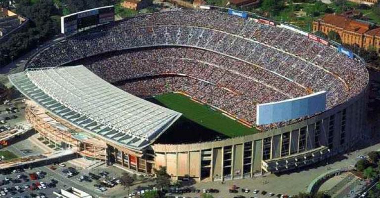 Fotografía de Barcelona: Foto aérea